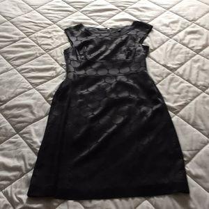 Banana Republic perfect little black dress